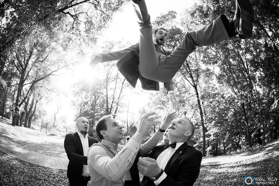 Wedding photographer Kirill Belyy (tiger1010). Photo of 18.02.2019