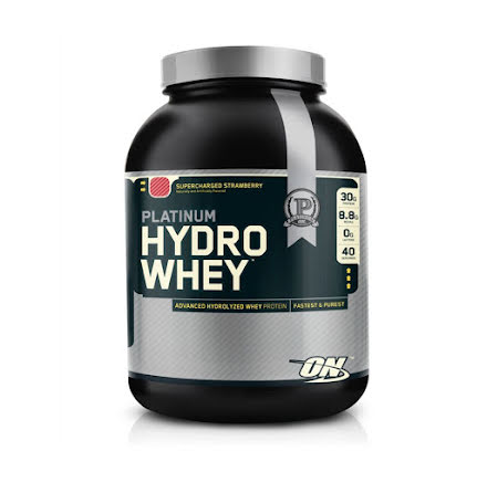Platinum Hydro Whey, 1,6kg