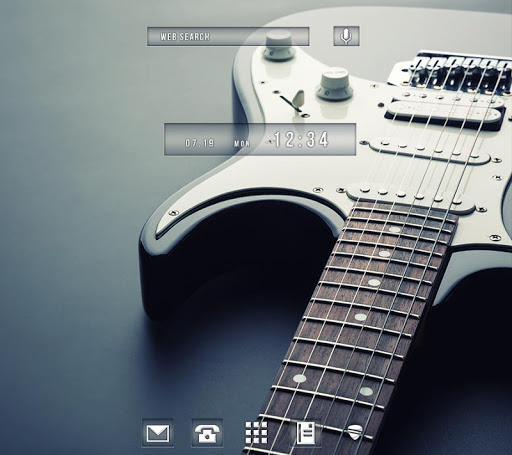 Cool Wallpaper Electric Guitar 1.0.0 Windows u7528 1