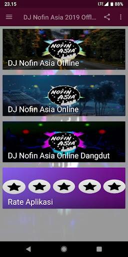 DJ Nofin Asia 2019 Offline 2.9 screenshots 2