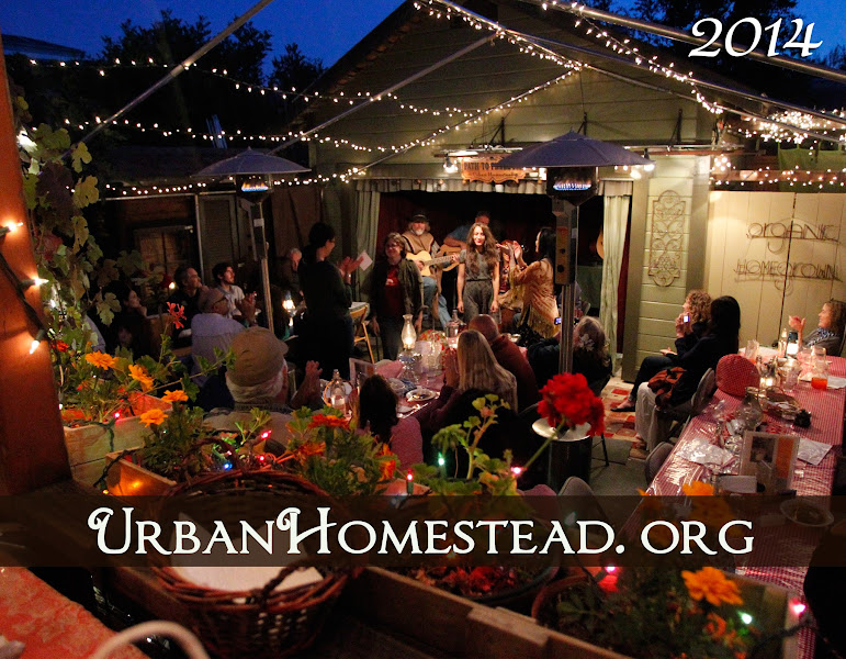 Photo: Urban Homestead® 2014 Calendar  As the current calendar year is winding down and already hints of the possibilities of a new year are in the air, consider purchasing the +Urban Homestead 2014 Calendar to inspire your self-sufficiency efforts all year long!  http://urbanhomesteadsupply.com/green-living/books/urban-homesteadr-2014-calendar.html  #2014calendar