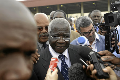 Afonso Dhlakama. Picture: REUTERS