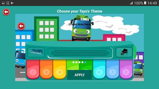 Piano For Kids Bus Tayo 1.0 screenshots 6