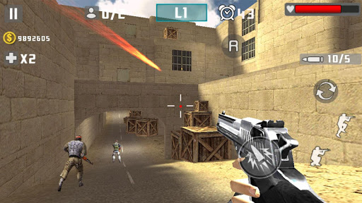 Gun Shot Fire War 1.2.3 screenshots 11