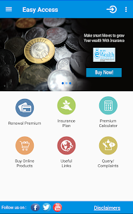 SBI Life Easy Access App Download For Android and iPhone 3