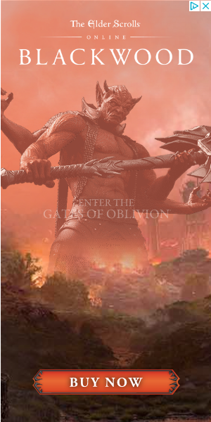 The Elder Scrolls Ad Creative