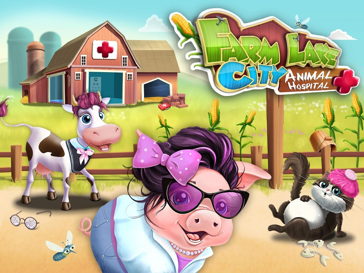 Farm Lake City Animal Hospital- screenshot