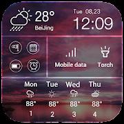 Quick switcher&forecast widget 3.0.1_release Icon