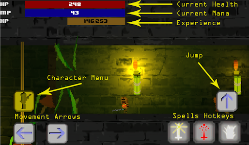 Habadus Adventure 2D screenshot 8