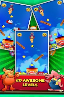 Monster Toy Claw Puzzle Game- screenshot thumbnail