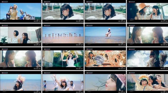 (PV)(1080i) 乃木坂46 15thシングル – 裸足でSummer (M-ON! HD)