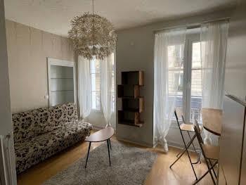 Studio meublé 18,21 m2
