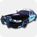 Police Car Lights and Sirens icon