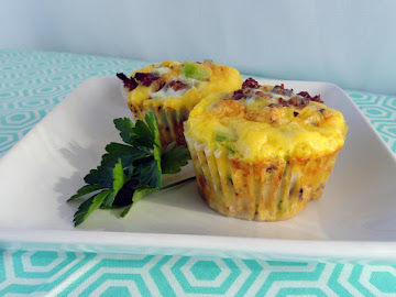 Breakfast Egg Muffins Recipe