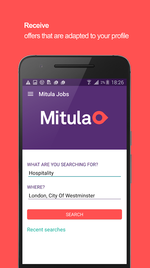 Mitula Jobs- screenshot