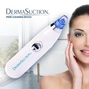 Aspirator facial Derma Suction, pentru un ten curat