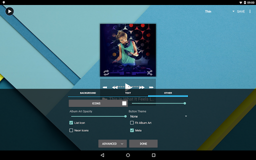 Poweramp Music Player (Trial) 2.0.10-build-588-play screenshots 12