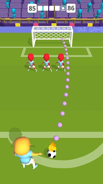 Cool Goal! — Soccer game Android App Screenshot