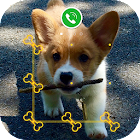 AppLock Live Theme - Corgi icon