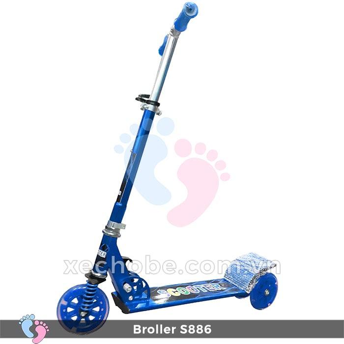 Xe trượt Scooter Broller S886 2