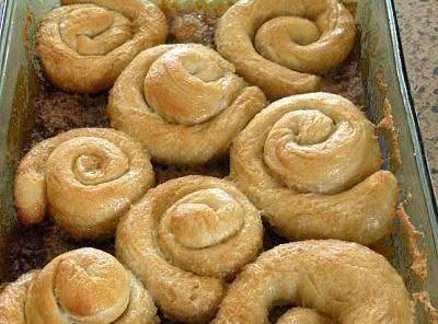 Heavenly Honey Rolls