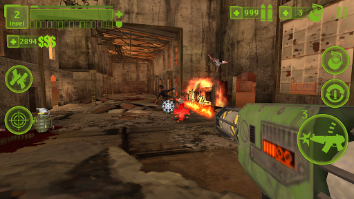 Zombie Hell 3 : Last Stand - FPS Shooter 1.01 de.gamequotes.net 4