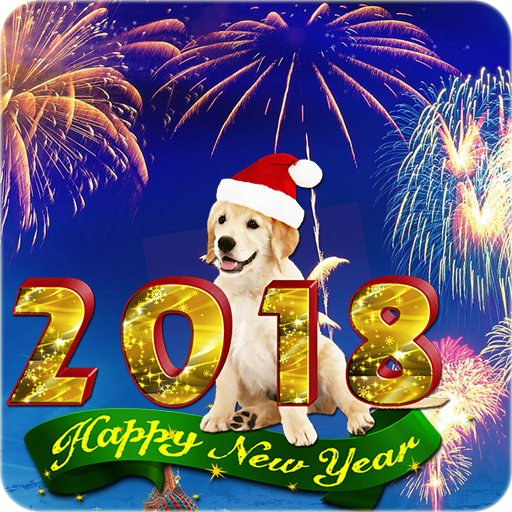 Happy New Year Live Wallpaper 2018 Countdown