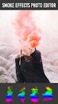 screenshot of Smoke Effects Photo Editor