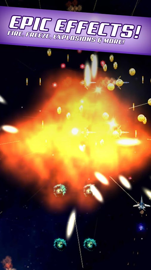 Awesome Space Shooter- screenshot