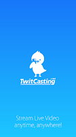 Screenshot of TwitCasting Live - (Free)