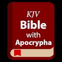 KJV Bible with Apocrypha icon