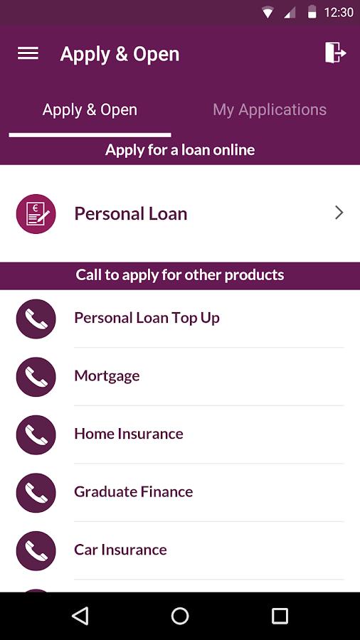 AIB Mobile- screenshot