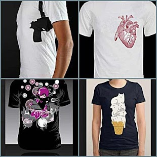 Diy t shirt design ideas android apps on google play Apps to design t shirts