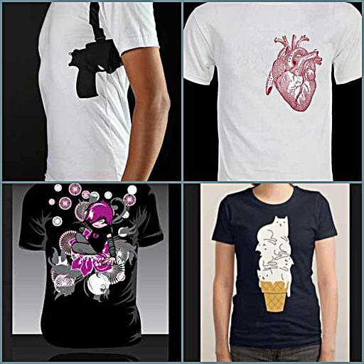 Tshirt Design Ideas or you might be more punky or want custom gamer girl shirts weve got that on lock for you and your girls no matter how many rs you spell it with Diy T Shirt Design Ideas Screenshot