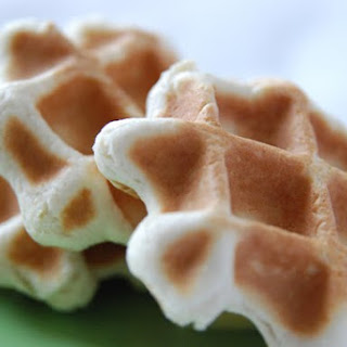 Hand-Me-Down Recipes—Hard Waffles