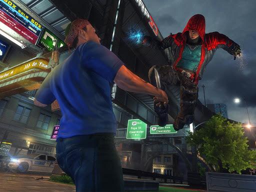 Incredible Hero Legends: Crime Simulator apktram screenshots 12