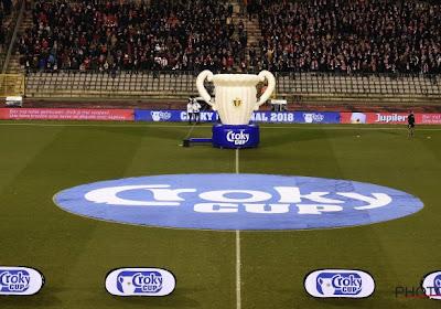 Onder meer Lierse Kempenzonen, Lokeren-Temse en Roeselare weten wat gedaan: ontdek de volledige loting van de eerste rondes van Croky Cup