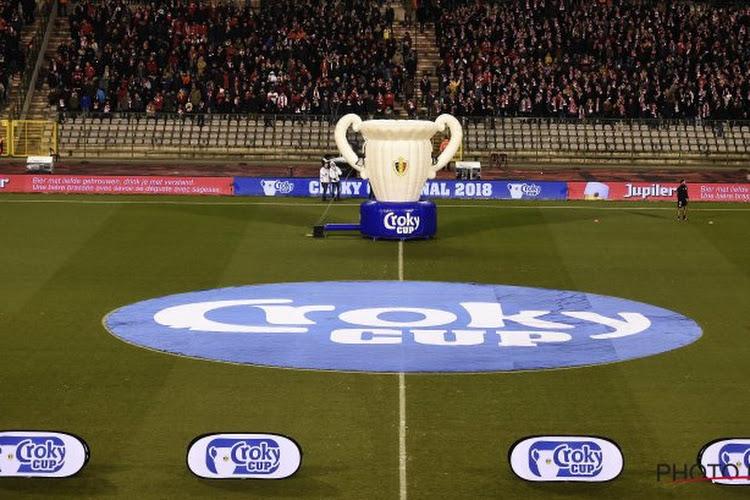 Brusselse en Antwerpse derby live op tv, één bekermatch verplaatst