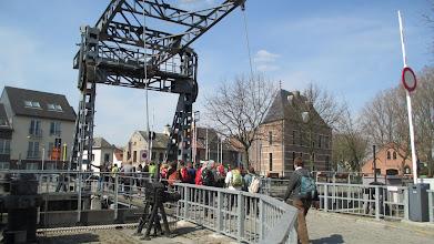 Photo: De sluis van Klein-Willebroek