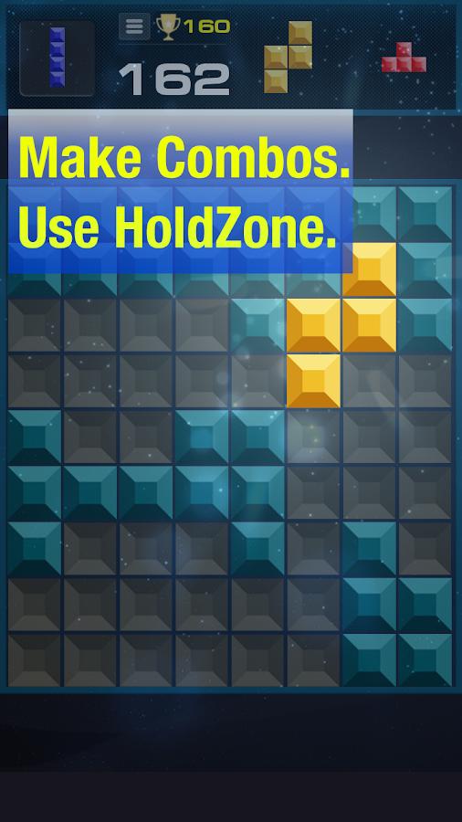 Quadris Puzzle- screenshot