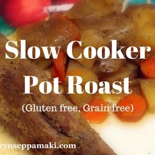 Slow Cooker Pot Roast.