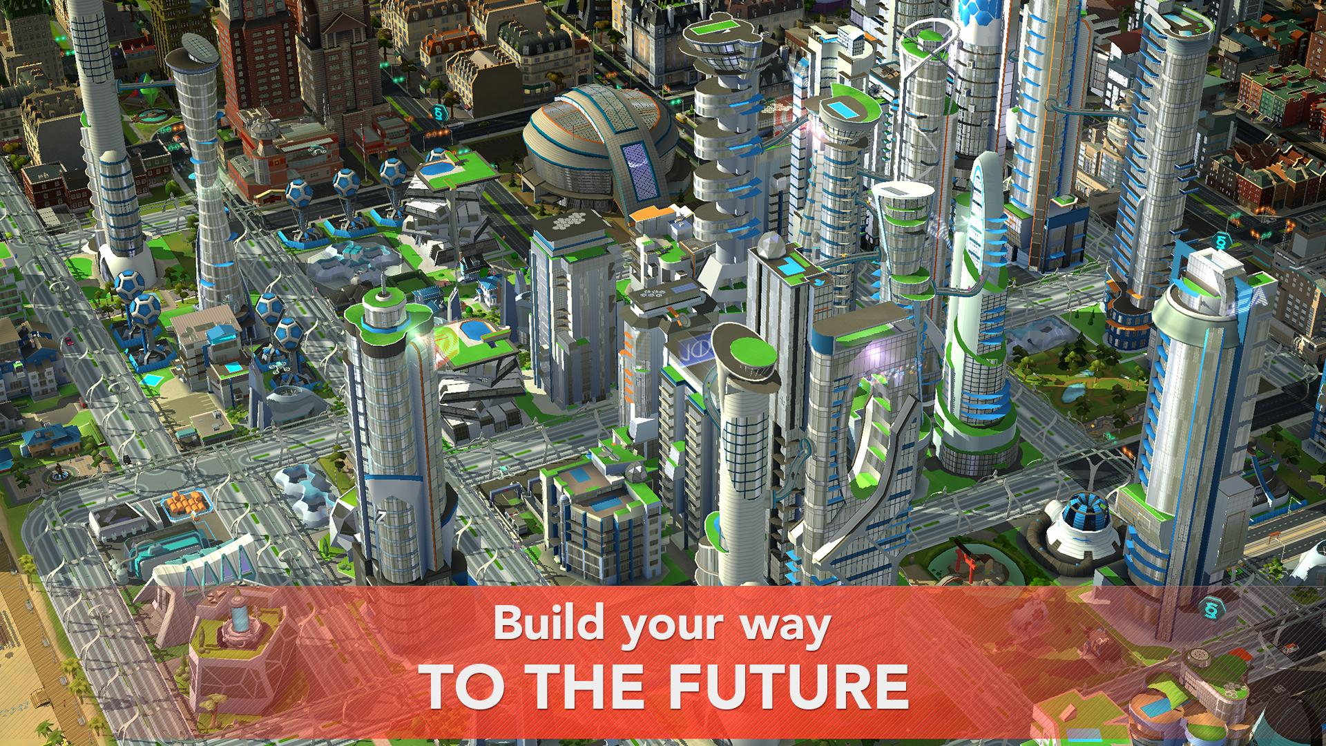 SimCity BuildIt screenshot #16