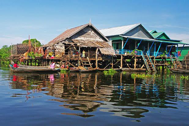 Vietnam and Cambodia - A taste of exoticism