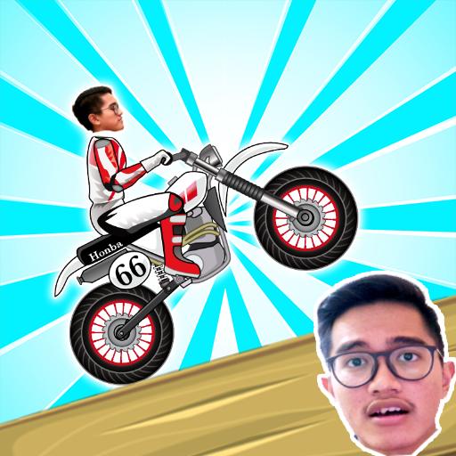 Kaesang Motorcycle Adventure