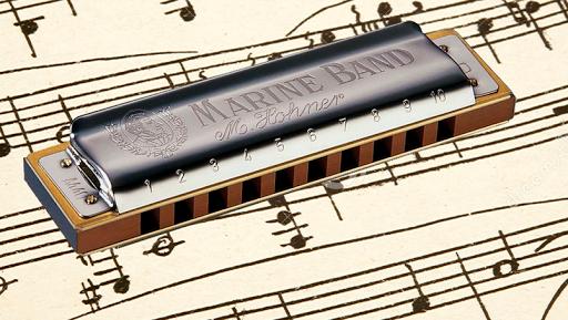 Learn harmonica. Harmonica 24 double cells  screenshots 7