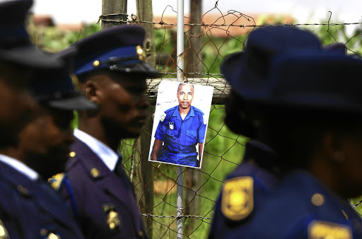 Just as SA  was beginning to see law enforcement officers start doing the work they were hired for,   Zuko Mbini and fellow officers at Ngcobo were shot dead by members of a church. /Simphiwe Nkwali