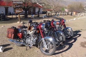 les 4 mondes moto