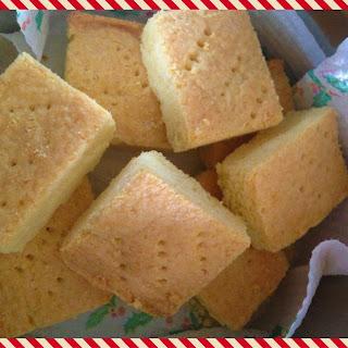 Donna Hay easy shortbread