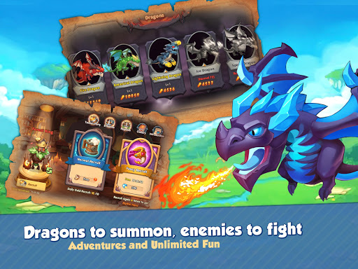 Dragon Knight : Realm Clash  screenshots 10