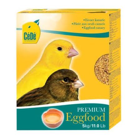 Cede Äggfoder 5kg Eggfood Canaries